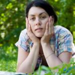 Bulimia Treatment DC girl pondering