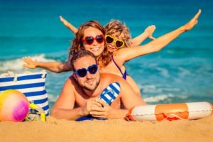 Have a very relaxing summer vacation. Give your brain a break. Be mindful. | Washington DC psychotherapy