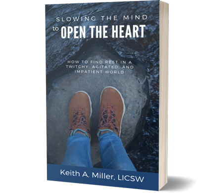 Slowing the Mind to the open heart
